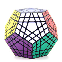 SS 5x5x5 Megaminx Professional Magicco Cube Speed Cubes Puzzle Neo Cube Cubo  Magico Sticker Adult Anti-stress Toys For Children цены онлайн