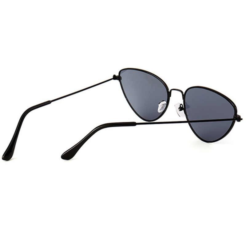 Piccolo Vintage Occhio di Gatto Occhiali Da Sole Donne 2020 Vintage Rosso Nero Occhiali Da Sole Signore Femminili Cateyes Occhiali Da Sole 2020 Occhiali Retrò Glassesdesol