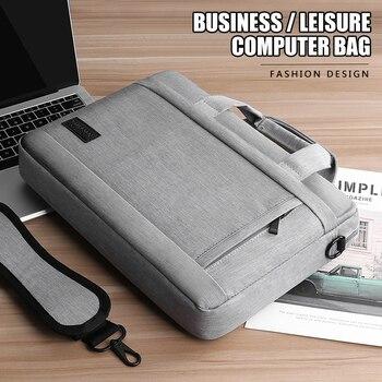 Bolsa de hombro para ordenador portátil, funda de transporte para pro 13,...