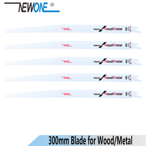 Image 1 - 300MM לנענע מסור להבי הדדיות מסור להב כוח כלים אביזרי עץ ומתכת חיתוך