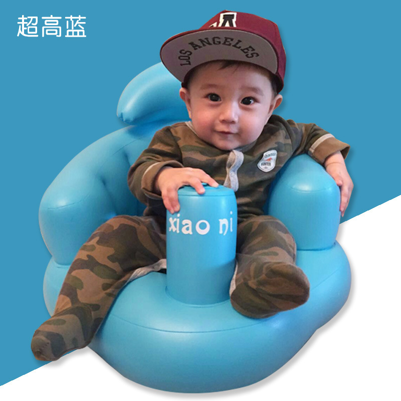 Inflatable Chair  Baby Seats Sofa Baby Dinner Chair   Kids Chair  Bean Bag Chair Baby Carrier  Sleeping Chair Seat Sofa