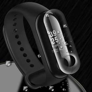 Screen-Protector-Film Intelligent-Cover Mi-Band Xiao for 3/Intelligent-cover/Bracelet/..