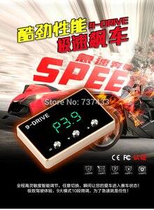 Image 3 - 9 tryb LED automatyczny regulator przepustnicy samochód sprint booster racingBooster dla BMW e39 e46 1/3/5/7 wszystkie serie X1/x3/x5/x7 dla mini