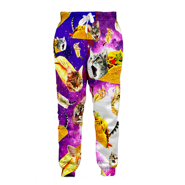 3D The Frog Joggers Pants Men/Women Funny Cartoon Sweatpants 2020 New Trousers Jogger Pants Elastic Waist Pants Dropship 6
