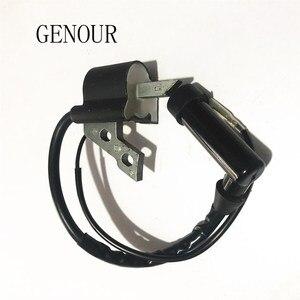 Image 4 - 1KW ateşleme bobini Magneto Stator parçaları için Fit 154F GEN1100 GEN154 2.8HP 1000W 1500W jeneratör motor uzun kap