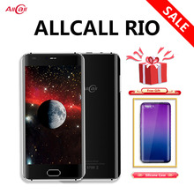 Original Allcall Rio 5.0 Inch IPS Rear Cams Android 7.0 Smartphone MTK6580A Quad Core 1GB RAM 16GB R