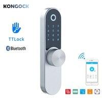 Fechadura biométrica de impressão digital  aplicativo bluetooth smart para porta  desbloqueio via remota  cartão de senha digital e acesso chave para hotel  apartamento