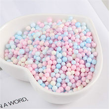 5g Colorful Foam Ball Box Filler Bachelorette Party Women Favorite DIY Gift Packing Baby Shower Wedding Decor Candy Box Filler(China)