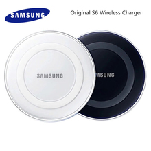 Samsung Galaxy S6 Qi Wireless Charger Adapter Charge Pad 5V/