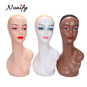 Nunify Beige/Drak Brown Wig Di