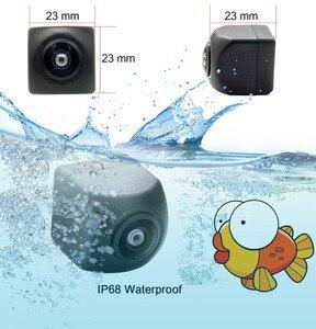 Image 4 - Waterdichte 1080P Mccd Fisheye Lens Parkeer Achteruitrijcamera Voor Chevrolet Captiva Sport 2008 2009 2010 2011 2012 2013 2014