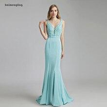 simple evening dress, formal long cheap dress