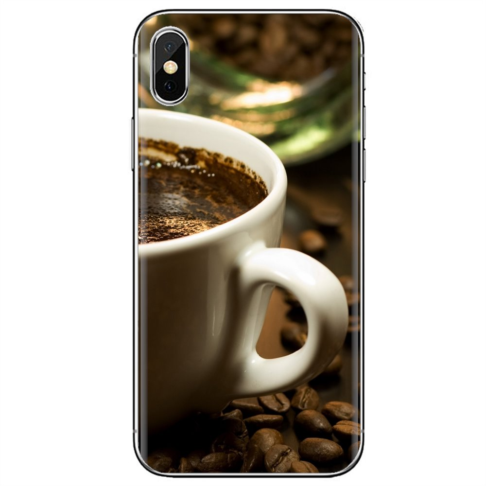 Food Wallpaper Coffee Cup For Samsung Galaxy J1 J2 J3 J4 J5 J6 J7 J8 Plus 2018 Prime 2015 2016 2017 Silicone Phone Shell Cover Fitted Cases Aliexpress