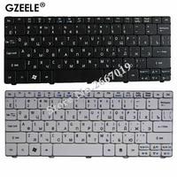 Клавиатура GZEELE для Acer Aspire One D255 D255E D257 AOD257 D260 D270 AOD260 AO521 AO532 AO533 532H 521 533 RU Русский