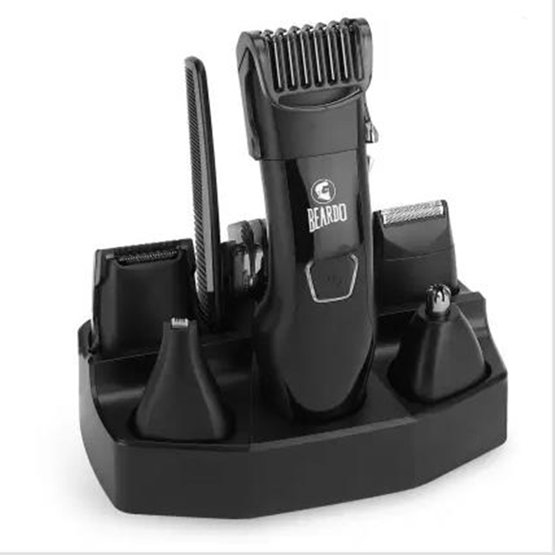 5 In1 Grooming Kit Electric Hair Trimmer For Men Hair Clipper Shaver Body Groomer Beard Trimmer Face Trimer Hair Cutting Machine