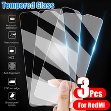 Full Cover Tempered Glass For Xiaomi Redmi Note 7A 8A 8 7 K20 Pro 8T Screen Protector For Redmi 5 Plus 6A Protective Glass Film(China)