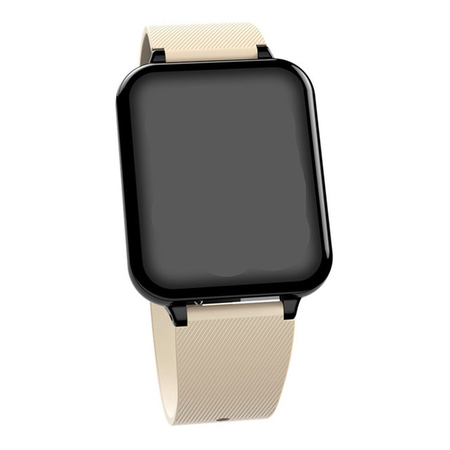 2019 NEW Smart watch Waterproof Sports for iphone phone Smartwatch Heart Rate Monitor Blood Pressure Functions For Women men kid