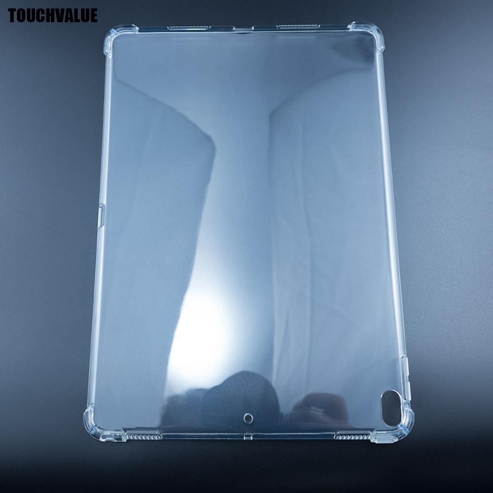 30 unids/lote para iPad mini 5 funda blanda transparente de TPU para iPad 10,2 Air 1 2 10,5 Pro 9,7 11 12,9 pulgadas transparente media cubierta 2-30 unids/lote 0,5 m/unids perfil de aluminio angular de 45 grados para 5050 3528 5630 tiras de LED blanco lechoso/canal de tira de cubierta transparente