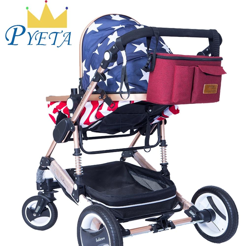 Diaper Bag For Baby Stuff Nappy Bag Stroller Organizer Baby Bag For Mom Travel Hanging Carriage Innrech Market.com