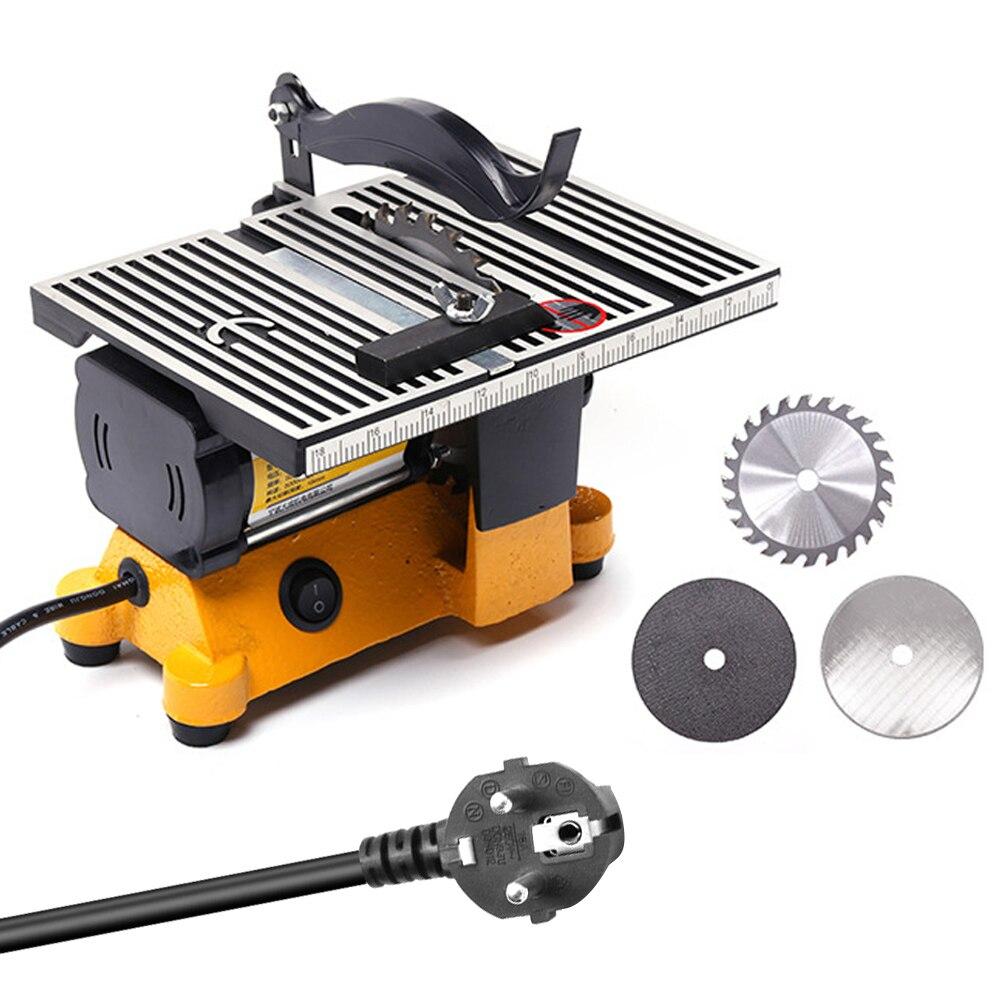 Multifunction Mini Benchs Wood Plate Glass Tile Cutting Machine Cutter Mini Benchs Sawing Machine Cutting Machine