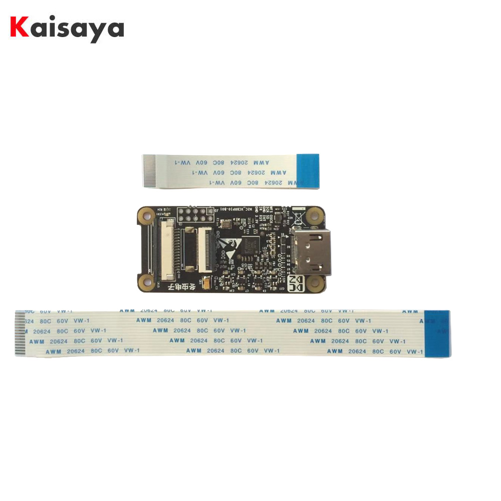 Upgraded Version Raspberry Pi HDMI Adapter Board HDMI Interface To CSI-2 TC358743XBG For Raspberry Pi 3B 3B+ ZERO G11-011