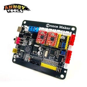 CNC 3018 3-осевой контроллер плата драйвера GRBL 1,1 Автономный контроллер XYZ концевой выключатель для ЧПУ фрезерный станок с ЧПУ гравировальный ст...