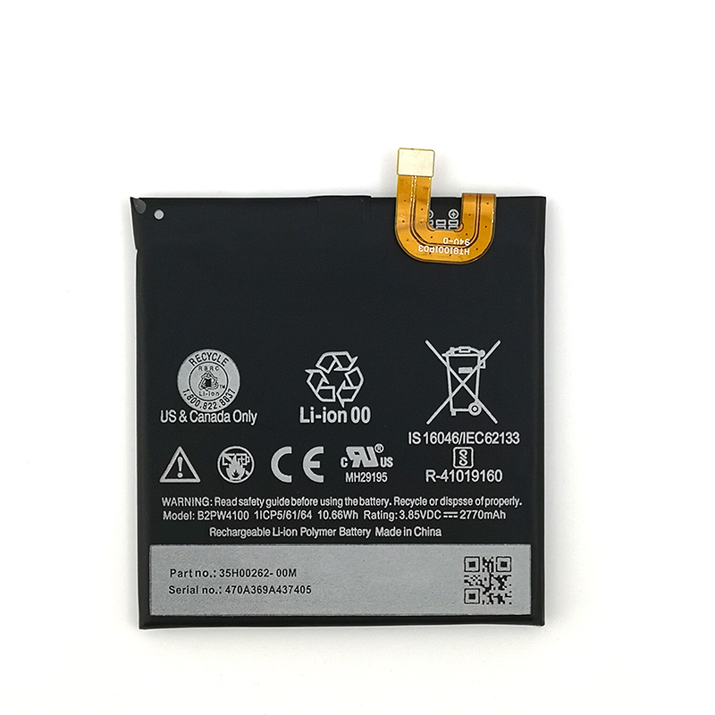 100% Original 2770mAh B2PW4100 Battery For HTC Google Pixel Nexus S1 Phone In Stock Latest Production High Quality Battery