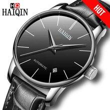 2019 HAIQIN Men's Watches Automatic Mechanical Watch Pilot Army Military Watch Men Wristwatch Top Brand Luxury Relogio Masculino stels pilot 150 16 army 16