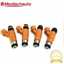 Buse dinjection dinjecteur de carburant de 4 pièces pour CDH210 731057S MD319791 pour la moto japonaise dinjecteur de carburant de voiture