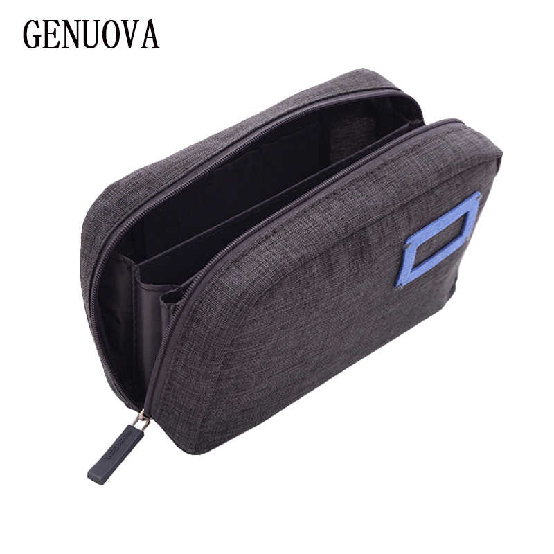 Travel Supplies Toiletry Bag Organizer Card Package Wash Beauty Neceser Makeup Trip Version of Cosmetic Storage Bag Digital Bags