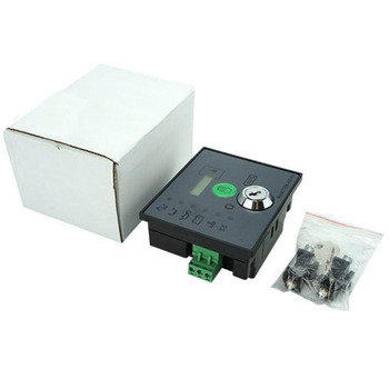 DSE702AS Electronic Auto Start Generator Controller Module Control Panel LCD Display Generator Parts and