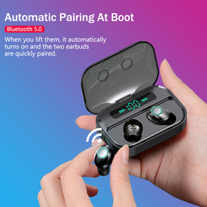 Image 2 - M7 TWS Bluetooth V5.0 Earphone Stereo Wireless Earbuds MINI HIFI Sound Sport Earphones Handsfree Gaming Headset with Mic
