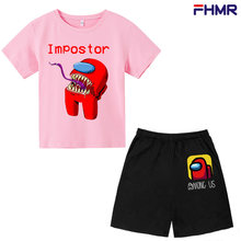 Baby Boy Summer Clothes Toddler Girls Tops T-shirt Short Pants Casual Outfits Children Clothes Kids Clothing