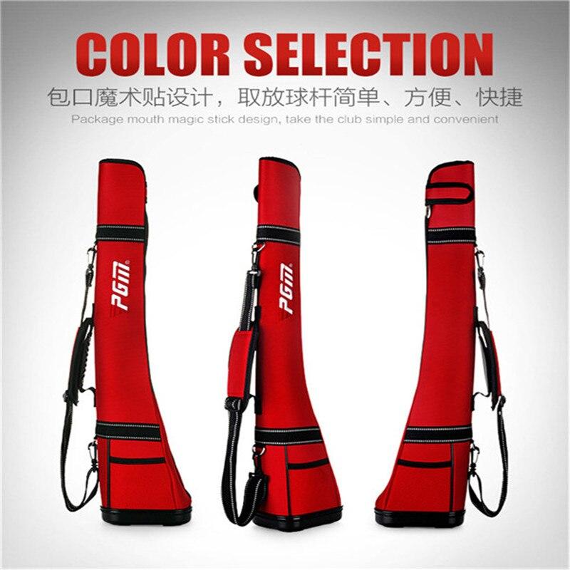 Multi-Purpose Pgm Golf Rack Bag Men Golf Gun Bag Package Capacity Packed Golf Bags