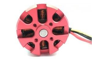 Image 5 - 1pcs 5065 200KV 270KV 320KV 6 12S BLDC outrunner Brushless מנוע אדום sensored עבור חשמלי sktaeboard איזון קטנוע דחף