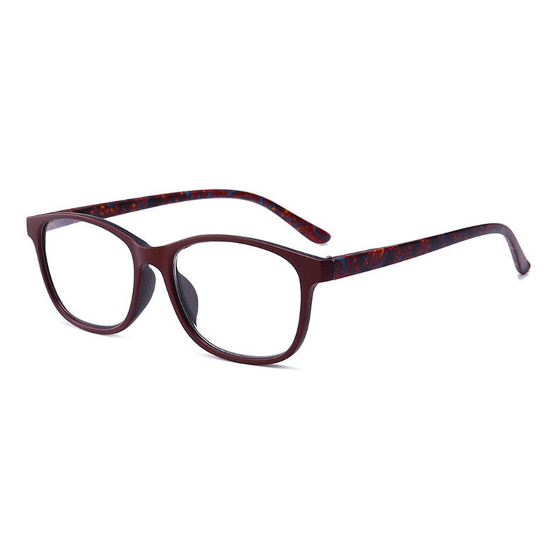 Image 5 - RBENN 3 Pack Ladies Reading Glasses with Bags Spring Hinges Pattern Stylish Reader for Women Men Reading EyewearWomens Reading Glasses   -