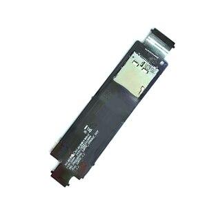 Для Asus Zenfone 5 A500CG устройство для чтения sim-карт лоток Micro SD Держатель карты памяти слот гибкий кабель запасные части