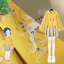 Тонкий Осенняя женская обувь новые тонкие китайский Стиль hanfu