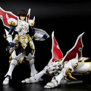 Image 5 - Tronzo Demoniaca Fit 18cm Dasin Model DM Shurato with Kuroki Gai SHF PVC Japanese Anime Action Figures Christmas Gift For Boys