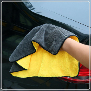 30 * 30 cm car parts wash towel cleaning cloth for BMW X1 E84 F48 X3 X4 F34 F31 F11 F07 F30 F10 X5 E53 F15 E70 E71 X6 F16 image