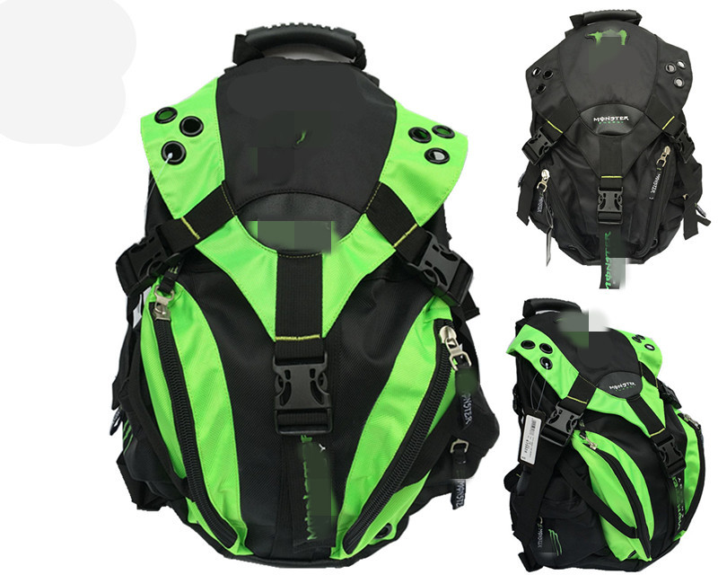 Motorcycle Backpack Helmet Bag Race Car Multi-functional Knight Package Outdoor Sports Rides Luggage Laptop Backpack