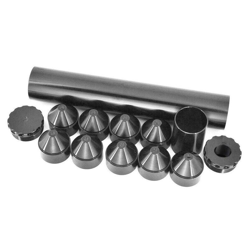 13Pcs Aluminum Fuel Trap Solvent Filter for NAPA 4003 WIX 24003 Filters