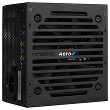 Блок питания Aerocool VX PLUS 500/ 500W/ ATX/ 20+4 pin/ 120mm fan/ I/O Switch/ 3xSATA