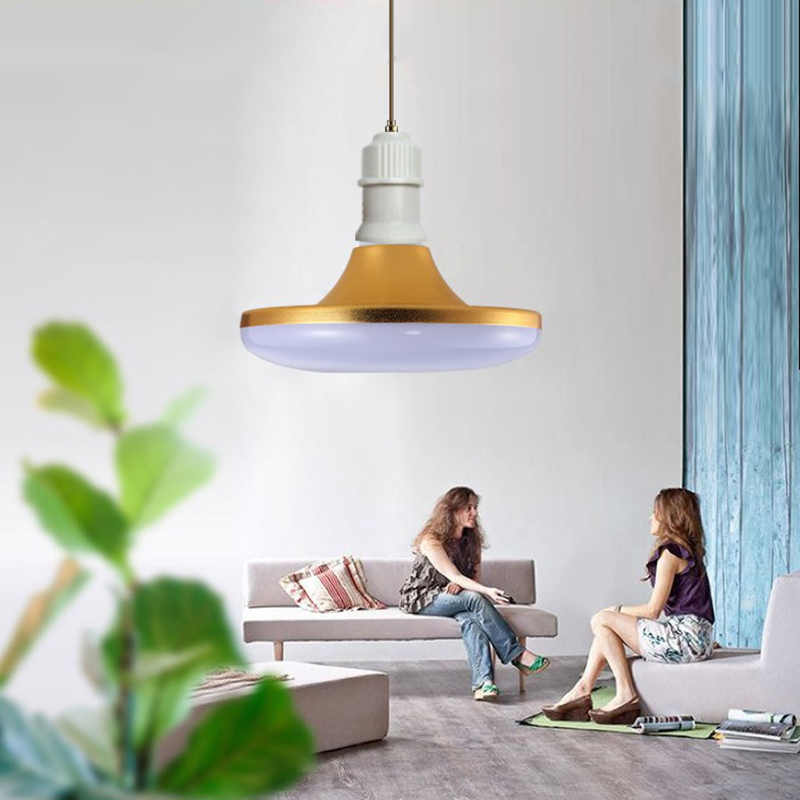 Energy Saving <font><b>E27</b></font> <font><b>Led</b></font> Bulb Light 15W 20W <font><b>30W</b></font> 40W 50W 65W Lampada Ampoule Bombilla Super Bright UFO Lamp For Home Model Optional image