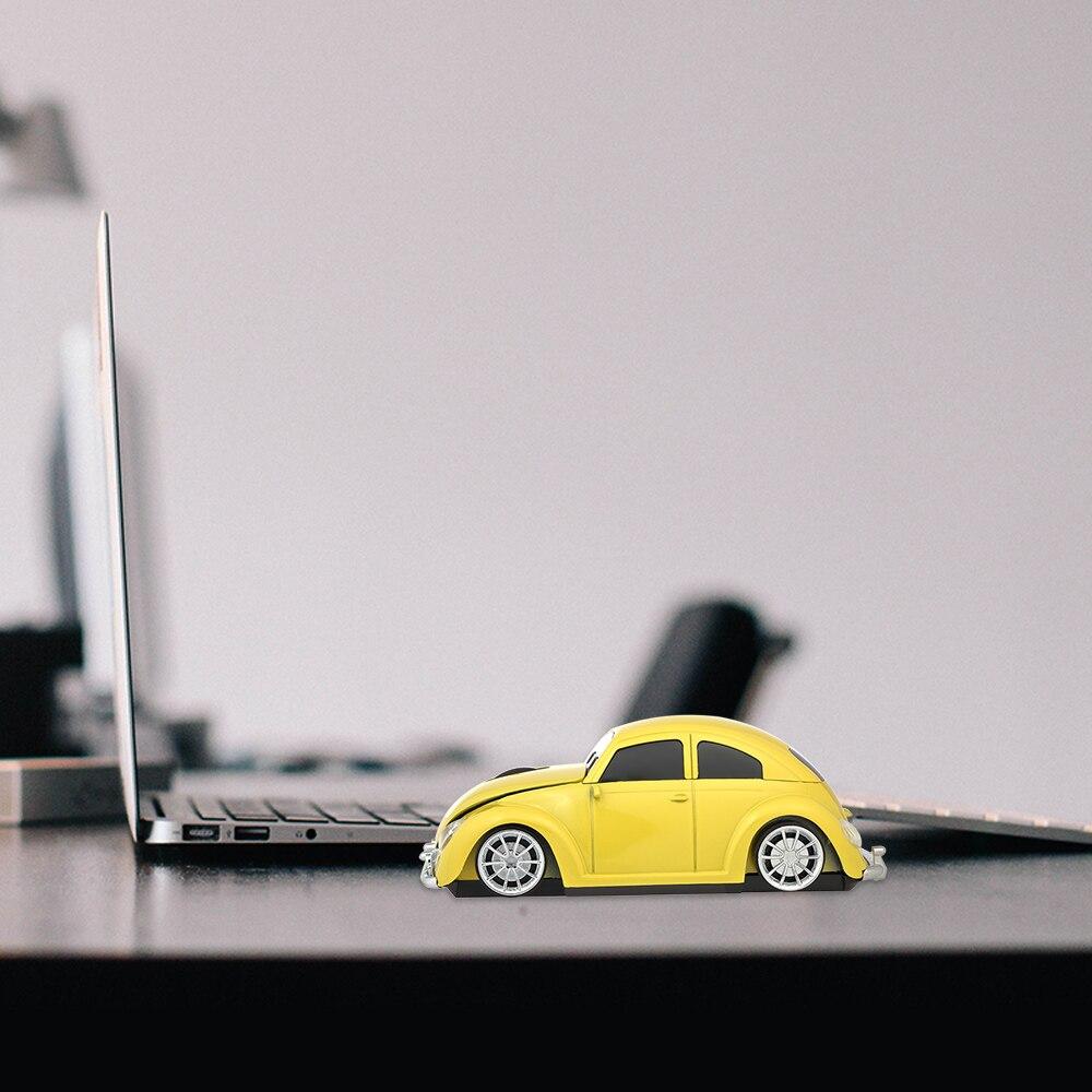 computador ratos forma do carro 1000 dpi