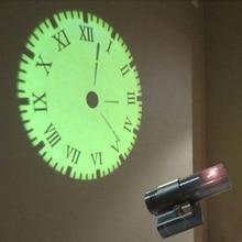 Креативный Аналоговый светодиодный цифровой светильник Настольная настенная проекция римские/аравийские часы дистанционное управление светодиодный часы с проекцией на стену домашний декор США