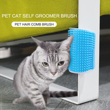 Hair-Removal-Comb Massage-Device Trimming Pet-Grooming-Supplies Face-Brush Cat-Hair Self-Groomer