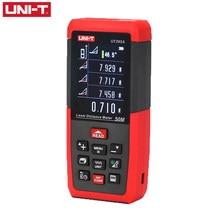 UNI-T medidor de distância a laser ut395a ut395b ut395c profisional digital fita medida 100m 50m 70m rangefinder