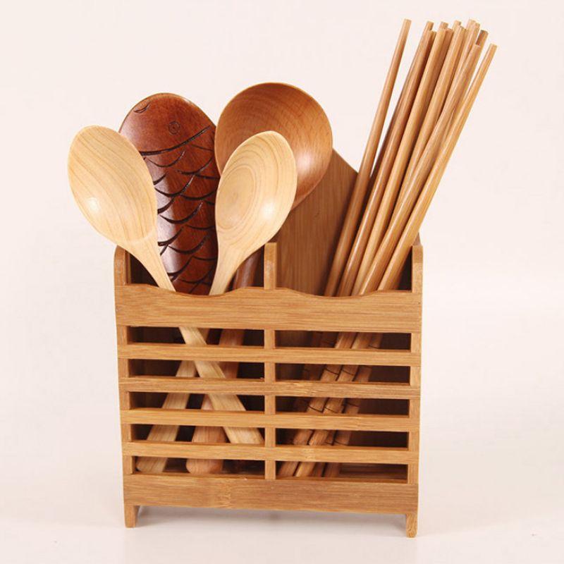 1 пара экологические бамбуковые палочки для еды ручной работы