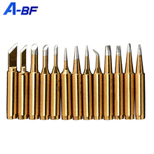 A-BF 900M Soldering Iron Tip Welding Tips Level A Lead-free Solder Tip for Hakko 936 FX-888D 852D Soldering and Rework Station